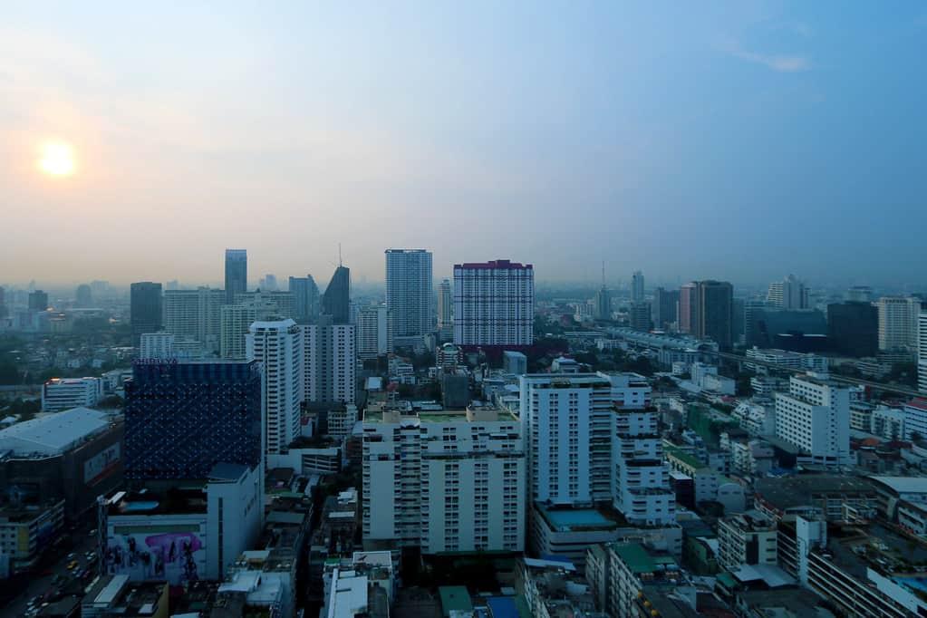 Bangkok - Oct 2015