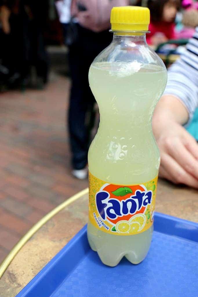 """Fanta """"Citron Frappe"""" - Paris"""