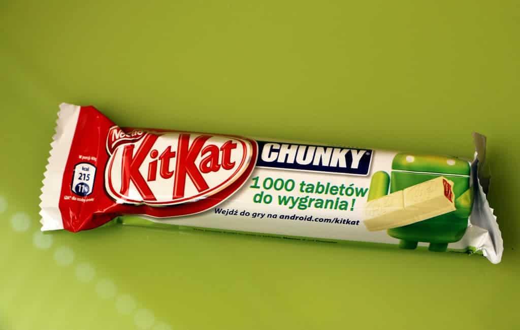 "KitKat ""Android White"" - Prague"