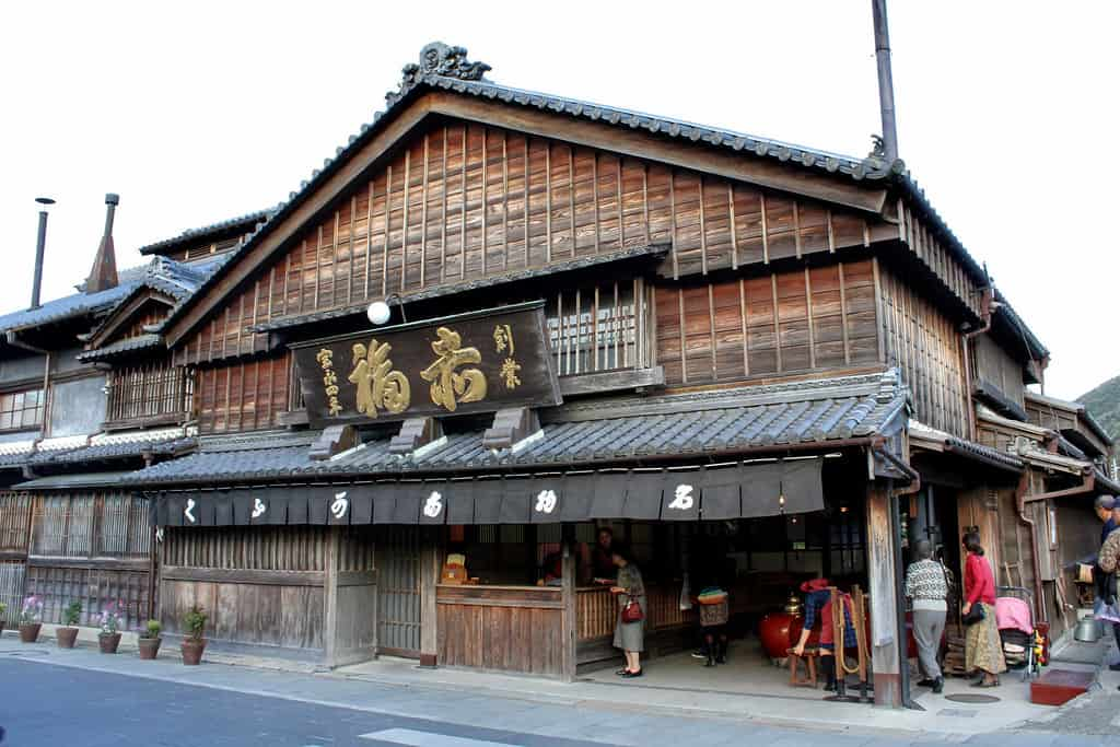 Ise, Japan - 2011
