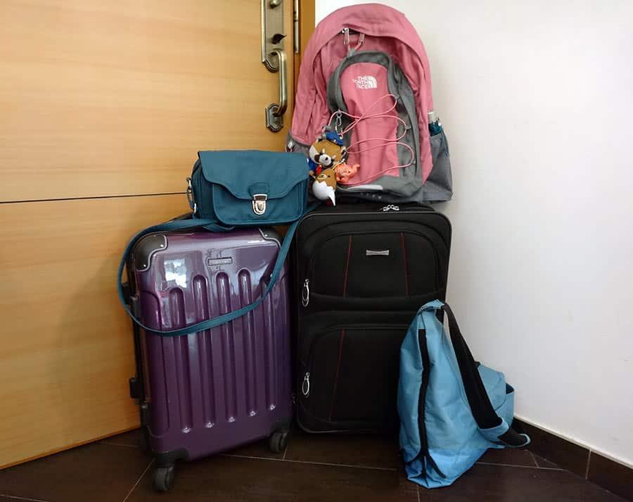 Maldives Packing