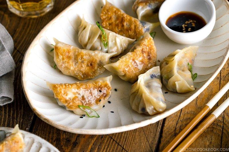 What Is Japanese Gyoza Dumpling?