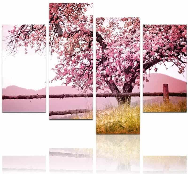 Beautiful Japanese Cherry Blossom Decor