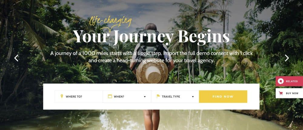 Wanderers Theme | Wanderers WordPress Theme Download & Demo