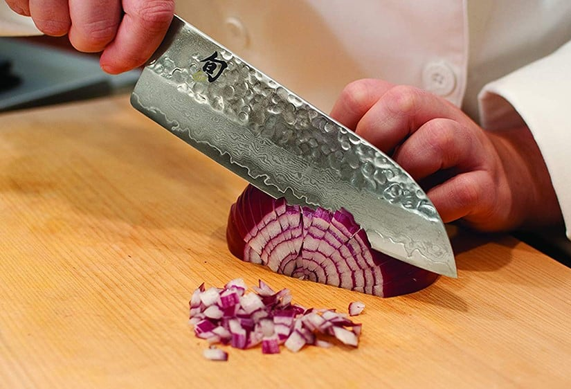 Japanese Santoku knife uses - What is a Santoku knife used for?