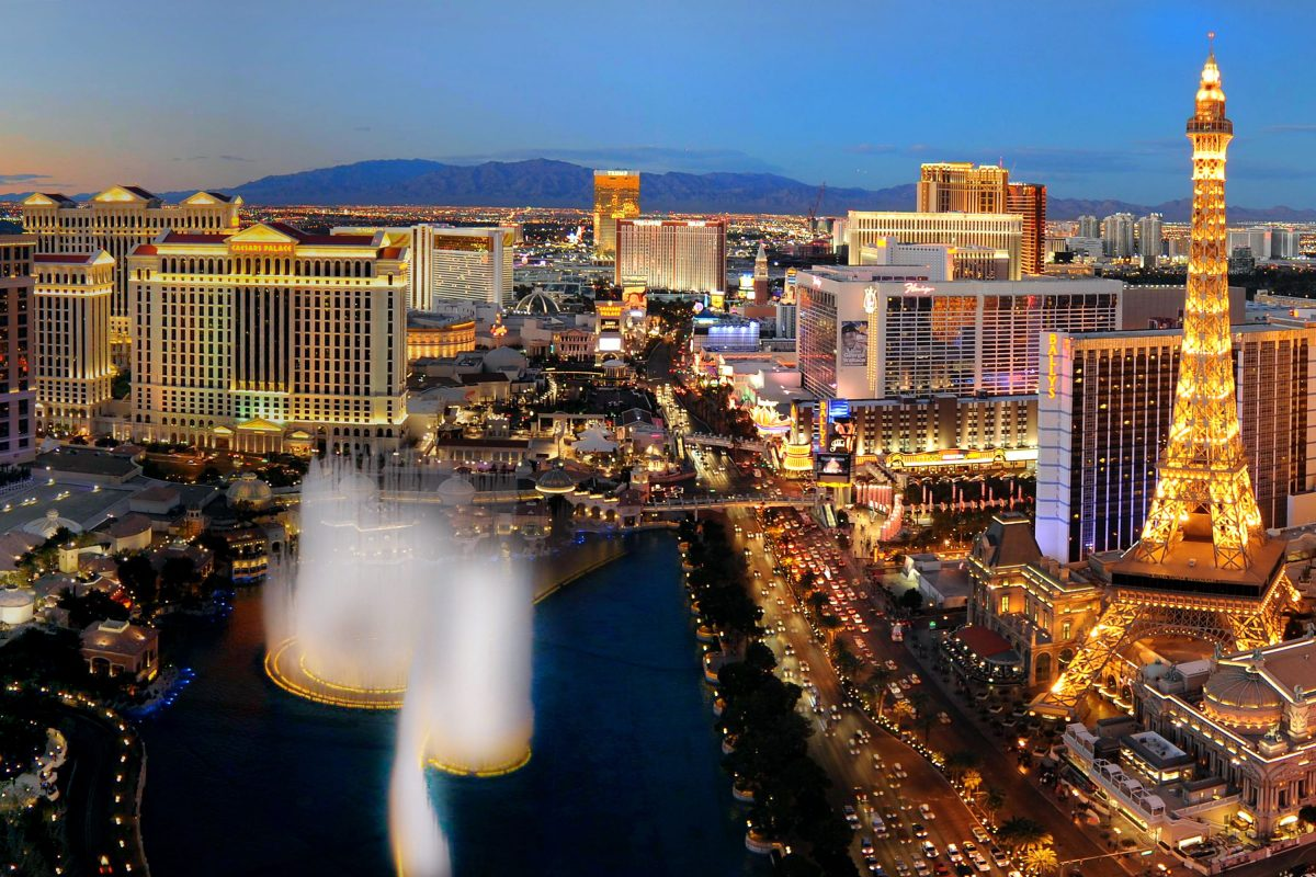 The Ultimate Guide to Vegas