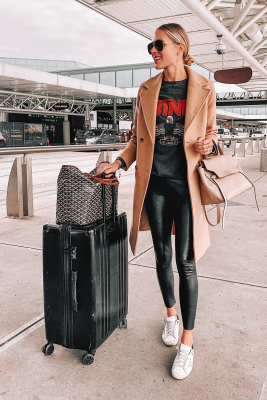 Fashion & Travel: How to Look Stylish While Traveling