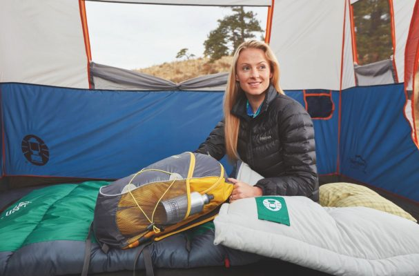 How to Get Good Sleep While Camping