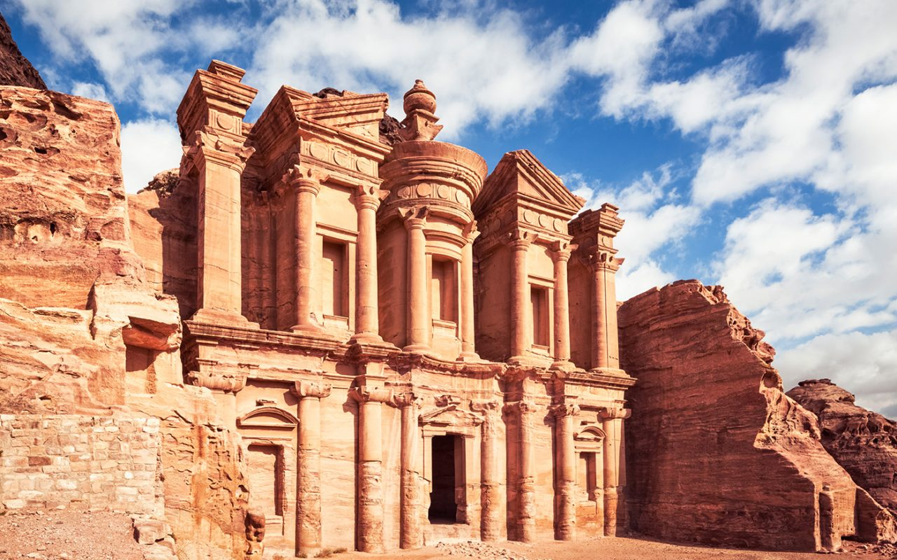 Unwrapping 8 Fun Facts about Petra, Jordan