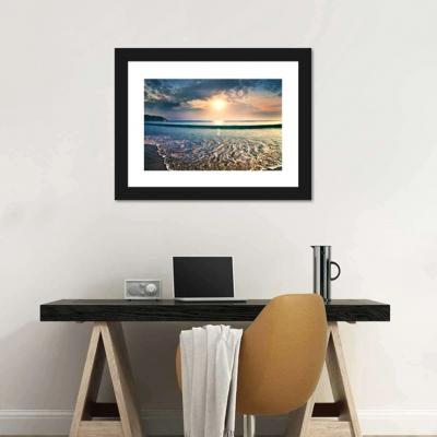 WALL ARTS: BEAUTY OF SUNSET