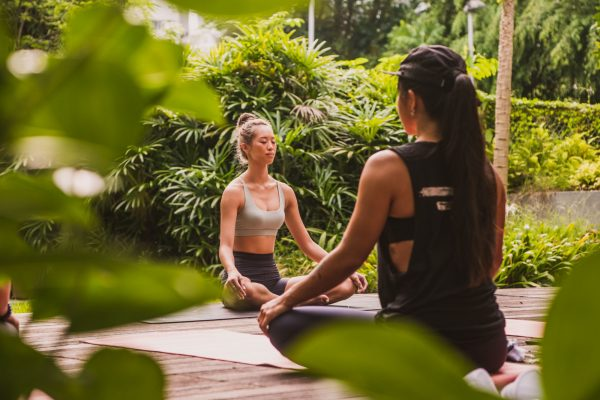 Self-care activities in Singapore