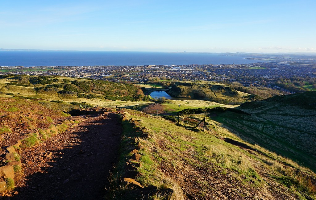 The 5 Most Beautiful Hills & Mountains On The Outskirts Of Edinburgh